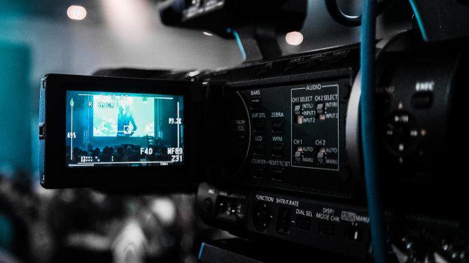 Reprezentaciniai, filmai, video, kūrimas, produkcija